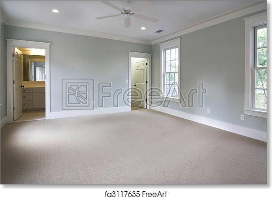 Free Art Print Of Bedroom Suite Empty Bedroom Suite Place Own
