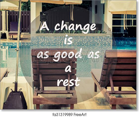 Free Art Print Of Meaningful Quotes On Swimming Pool Meaningful