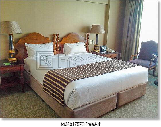 Free art print of Bedroom