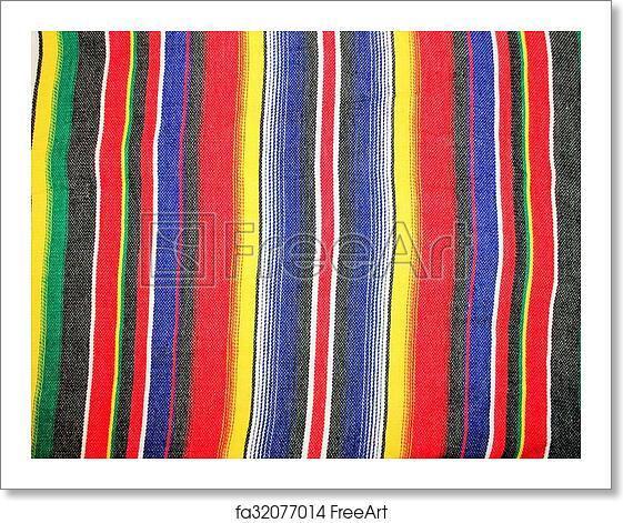 Free Art Print Of Mexico Traditional Cinco De Mayo Rug