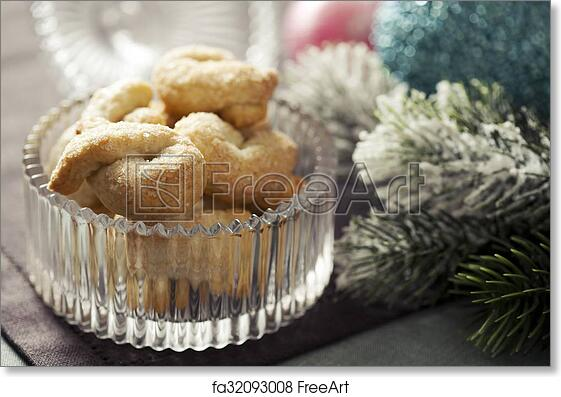 Free Art Print Of Italian Cookies