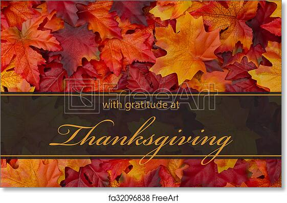 Free art print of happy thanksgiving greeting happy thanksgiving free art print of happy thanksgiving greeting m4hsunfo