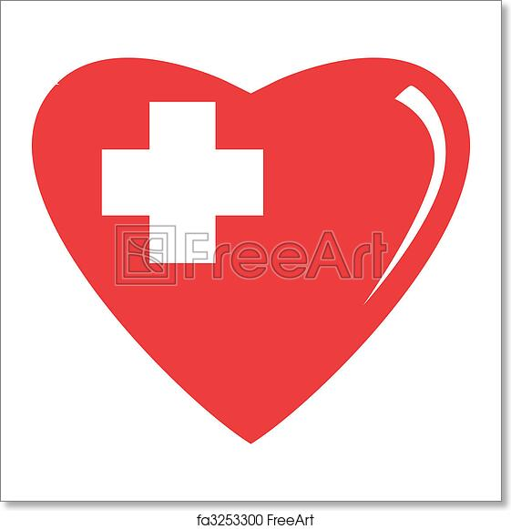 Free Art Print Of Medical Symbol Illustration Of Medical Symbol