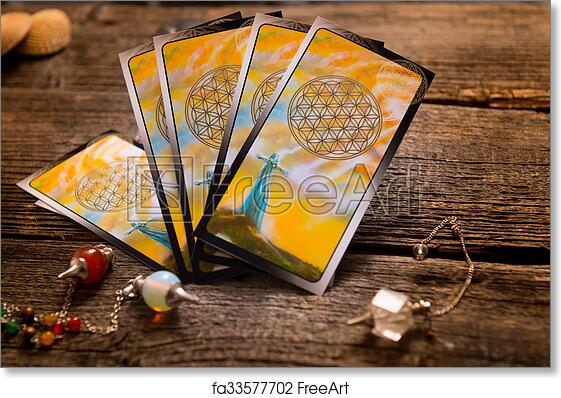 picture regarding Free Printable Tarot Cards named Free of charge artwork print of Tarot playing cards and other extras