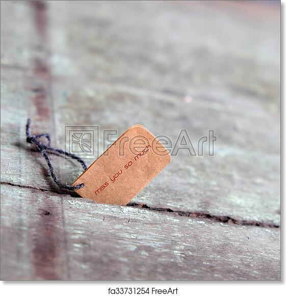 Free Art Print Of Sad, Hurt, Lonesome, Despair Concept. Sad Background In  Love, With Message On Paper As: You Make Me Hurt, A Lonesome And Despair  Concept ...