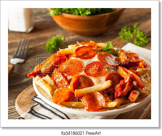 Pepperoni Pizza Fries - My Food and Family  Pepperoni Pizza French Fries