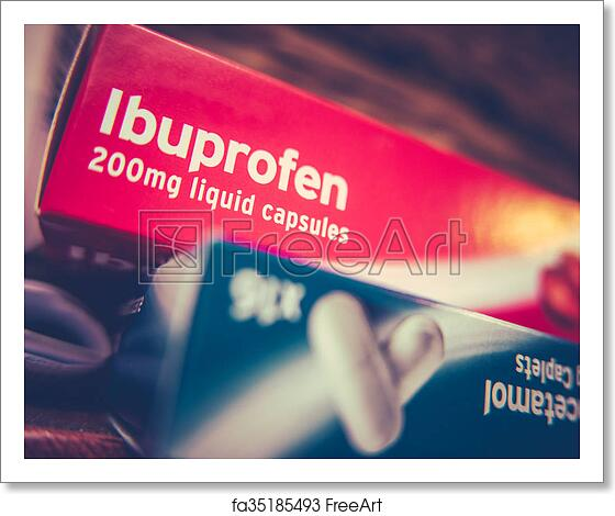 241 and ibuprofen solutions
