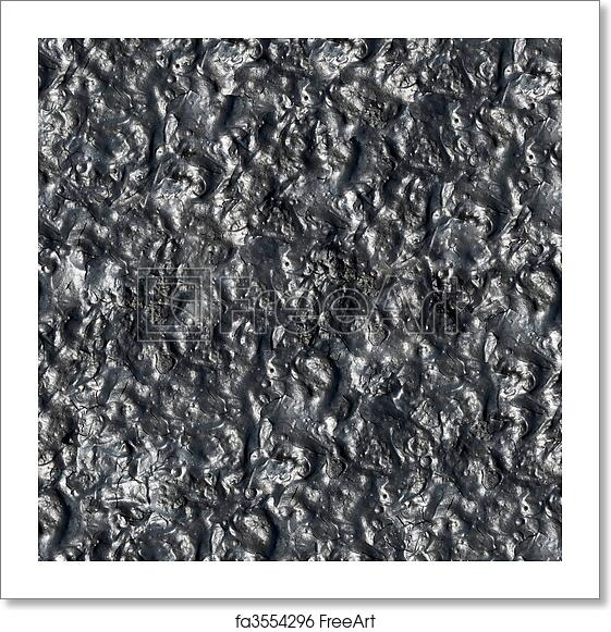 free art print of therapeutic mud seamless background texture