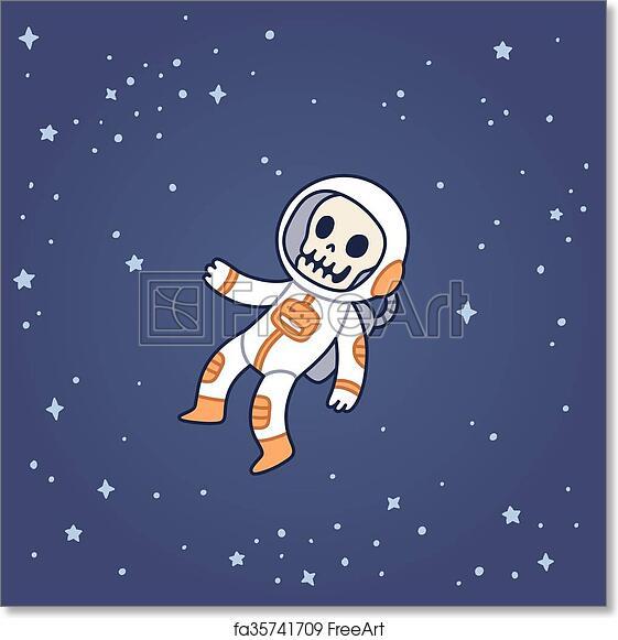 Free Art Print Of Dead Astronaut Floating In Space Dead Astronaut