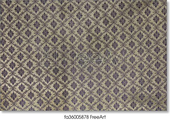 photo about Printable Silk Fabric identified as No cost artwork print of Gold silk material record