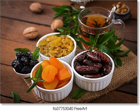 Images Of Dates And Prunes