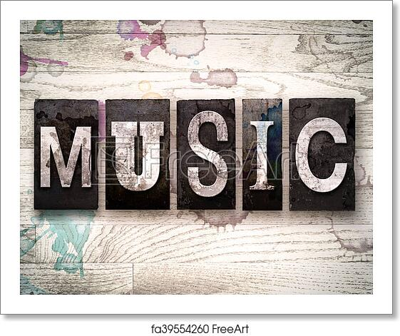 is music a type of art