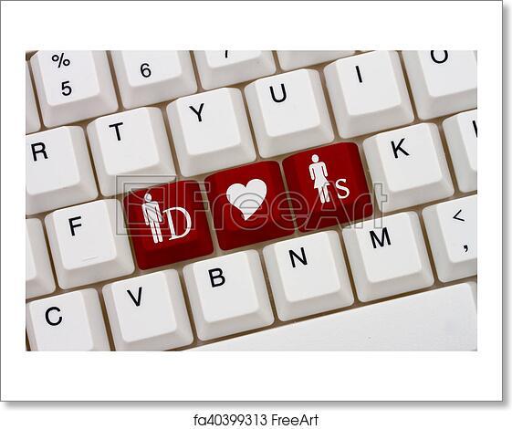 Romane über Internet-Dating