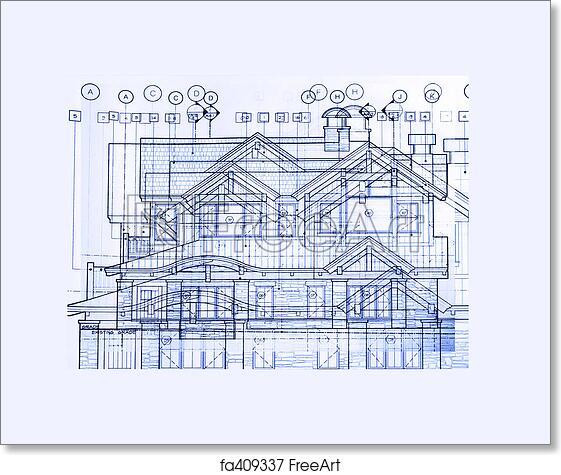 Enjoyable Free Art Print Of Absrtact Plans Download Free Architecture Designs Embacsunscenecom