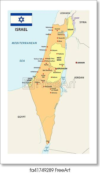 Free art print of Israel map with flag Printable Map Of Israel Today on biblical israel vs israel today, printable new testament israel map, geography of israel today, detailed map of israel today, physical israel map today, map of ancient israel today, interactive map of israel today, printable map of san bernardino county, large map of israel today, israel 1948 and today, map of middle east today, israel map as of today, news in israel today, israel boundaries today, printable map of southeast asia, printable map of western europe, religions in israel today, printable map of romania, israel vs judah today, modern maps of israel today,