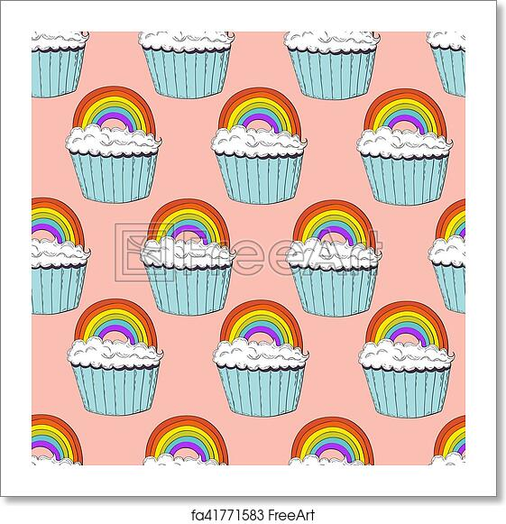 Free Art Print Of Seamless Pattern Gay Concept Design