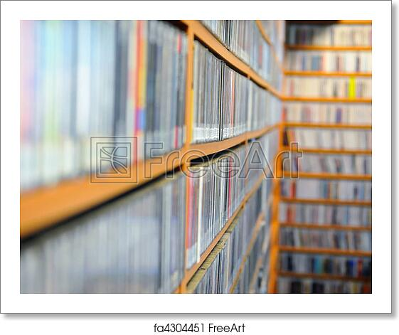 Free art print of Music collection