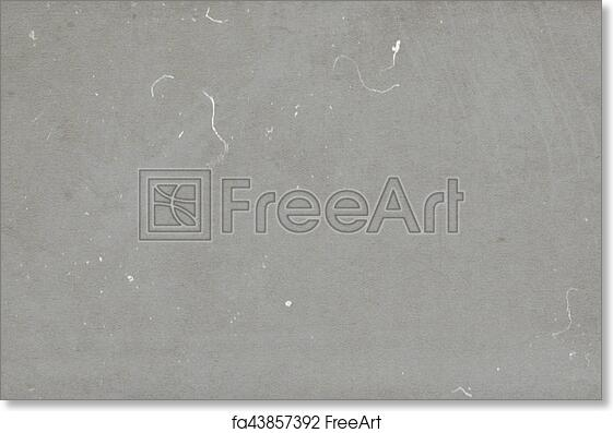 Free art print of Grey realistic flickering, analog vintage TV signal with  bad interference, static noise background