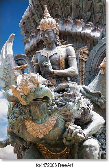 Free Art Print Of Balinese Statue Indonesia Image Of A Balinese