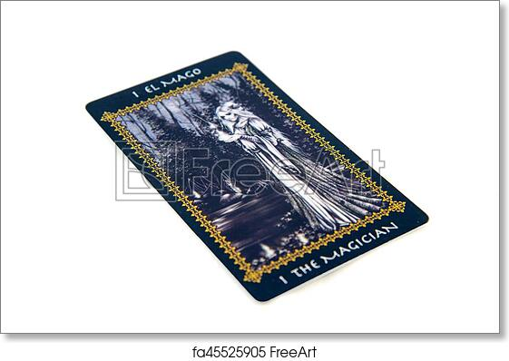 photo relating to Free Printable Tarot Card Deck identify Cost-free artwork print of Tarot card The Magician. Favole tarot deck. Esoteric history.