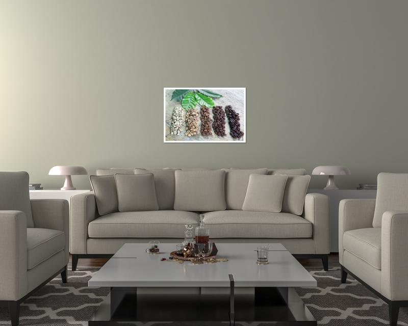 thumbnail 13 - Coffee Beans Art Print / Canvas Print. Poster, Wall Art, Home Decor - D