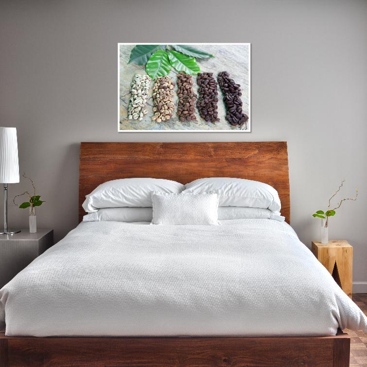 thumbnail 17 - Coffee Beans Art Print / Canvas Print. Poster, Wall Art, Home Decor - D