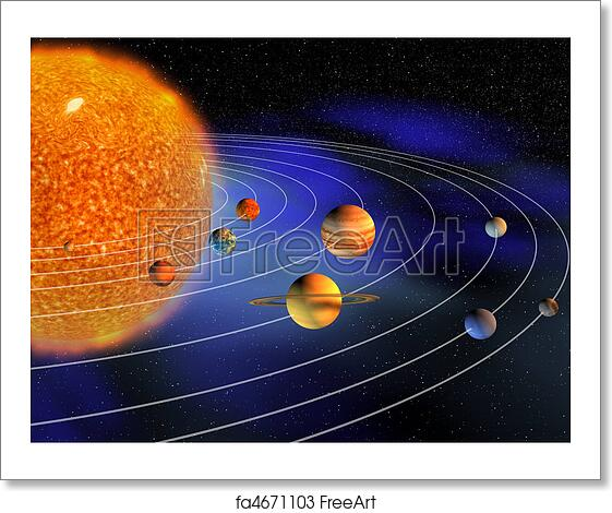 Fein Solarsystem Diagramm Fotos - Die Besten Elektrischen Schaltplan ...