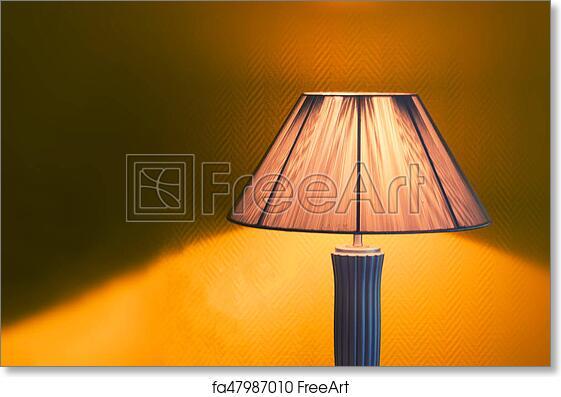 nice desk lamps led strip free art print of nice luminous desk lamp on ginger background background