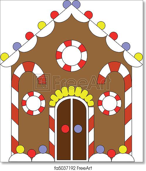 image about Gingerbread House Printable called Cost-free artwork print of Gingerbread Place coloration 02