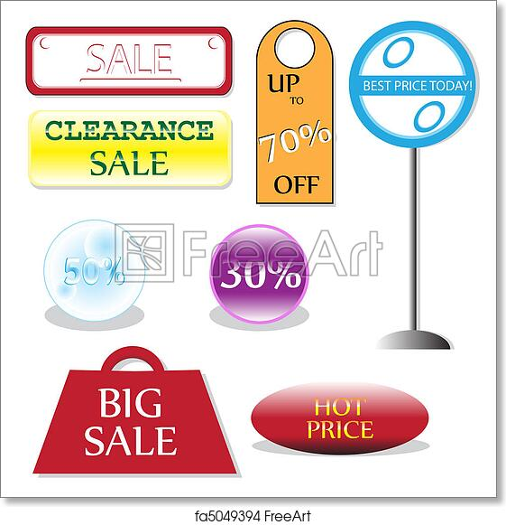 graphic regarding For Sale Sign Printable titled Totally free artwork print of For sale signs or symptoms