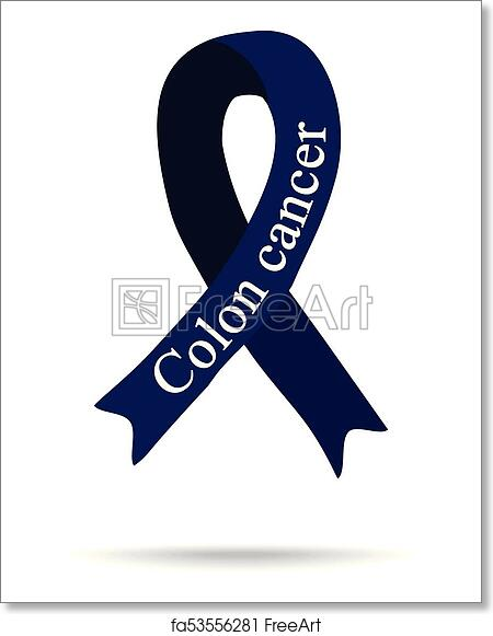 Free Art Print Of Cancer Ribbon Colon Cancer International Day Of Cancer World Cancer Day Vector Illustration On Isolated Background Freeart Fa53556281