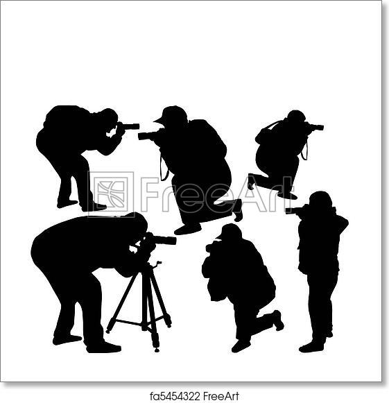 Free art print of Professional photographers