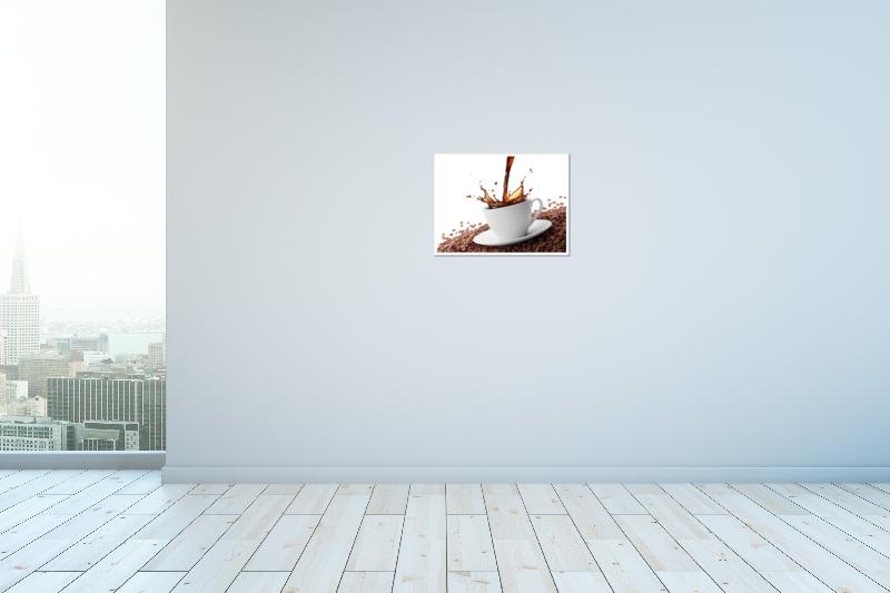 thumbnail 14 - Splashing Coffee Art Print Home Decor Wall Art Poster - C