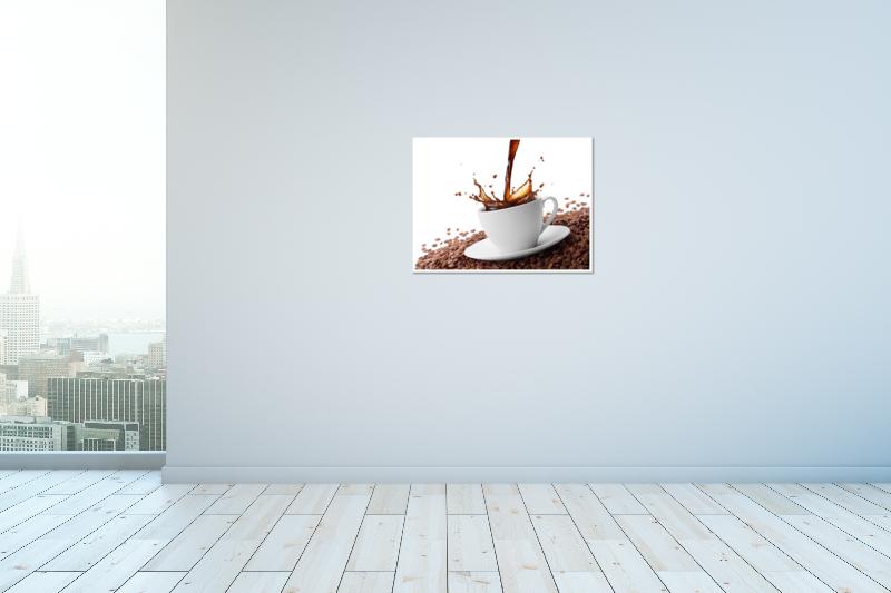 thumbnail 18 - Splashing Coffee Art Print Home Decor Wall Art Poster - C