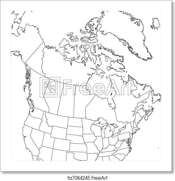 Free art print of Blank Canada Map Print Blank Map Of Canada on print blank world map, print blank united states map, print blank pie chart,