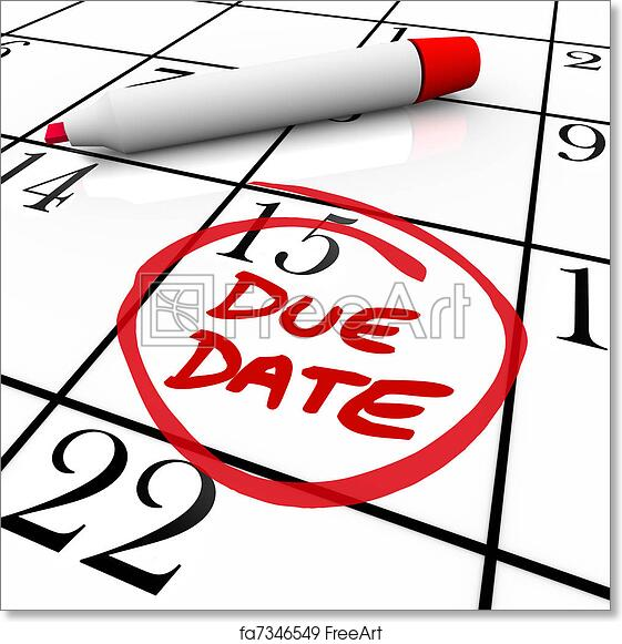 Dating calendar pregnancy