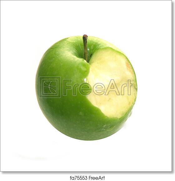 Free Apple Bite Art Prints and Wall Art | FreeArt