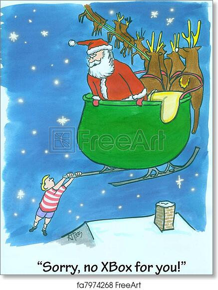 photo about Free Printable Christmas Cantata named Free of charge artwork print of Xmas Cartoons