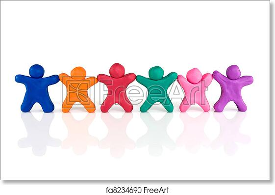 Free Art Print Of Friendship And Togetherness Friendship And