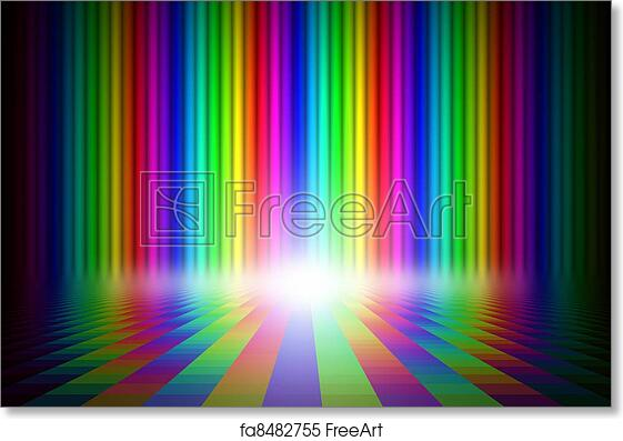 picture about Lite Brite Free Printable Patterns identified as Free of charge artwork print of Summary heritage