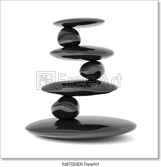 Free Art Print Of Zen Stones Balance Concept Zen Stones Balance