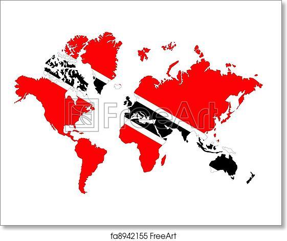 Free art print of Trinidad & Tobago map symbol. Map Comp Symbol on mod symbols, power symbols, crane symbols, sport symbols, baltimore symbols, cd symbols, race symbols, state symbols, real symbols, cook symbols,