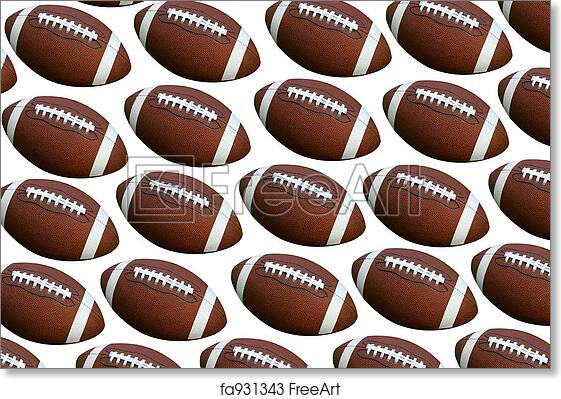 It's just a photo of Printable Footballs with regard to heart