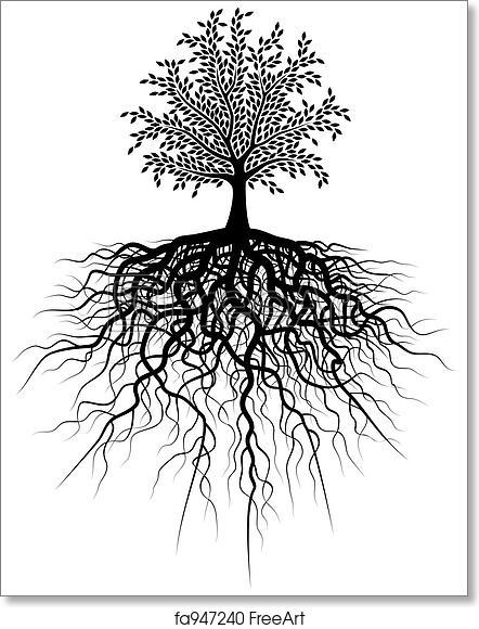 Root Tree Print