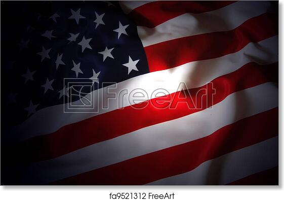 free art print of us flag patriotic background freeart fa9521312
