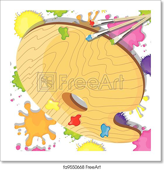 free art print of art painting party invitation art painting party