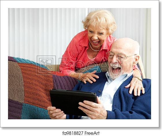 free senior chat
