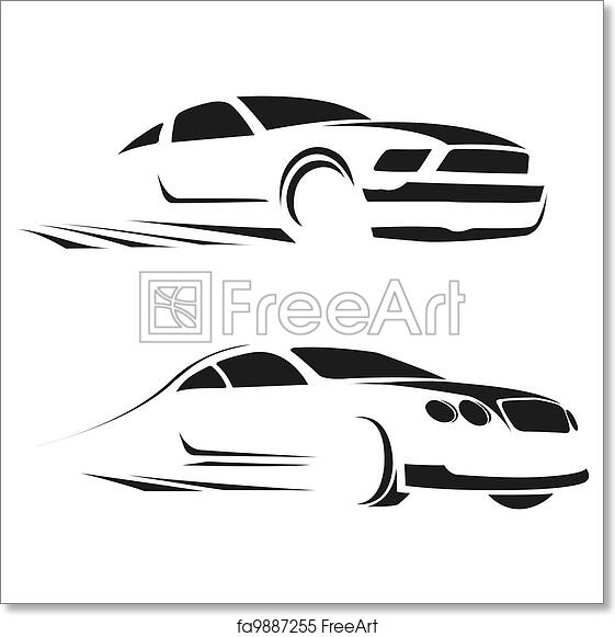 Free Art Print Of Car Logo If Your Business Deals With Cars